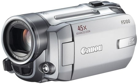 Canon FS100
