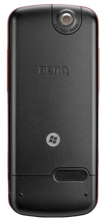 BenQ E72 mobile phone