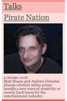 ICA's Pirate Debate
