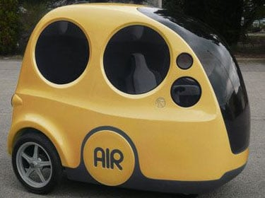 air pod 02 AirPod   Car Runs On Air