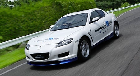 Mazda RX-8 Hydrogen RE