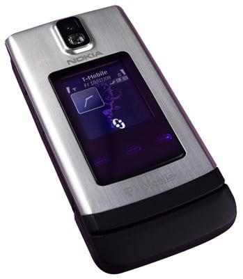 Nokia 6650 clamshell