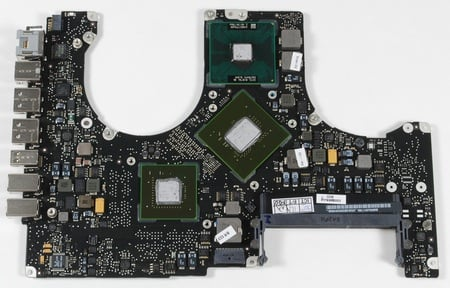 Inside the new MacBook Pro