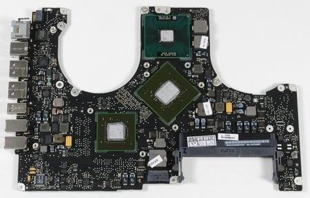 Inside the new MacBook Pro