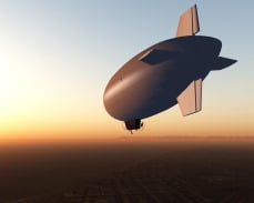 BAE concept pic of its blimp o