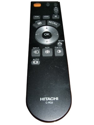 Hitachi UT32MH70 32in LCD TV