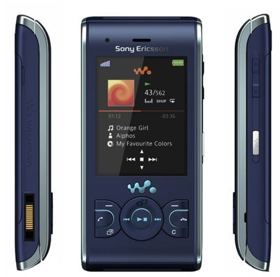 Sony Ericsson W595