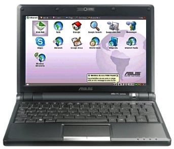 Eee PC with Linux