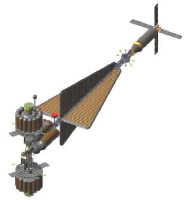 A 10MW nuclear VASIMR ship concept