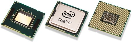 Intel Core i7 CPUs