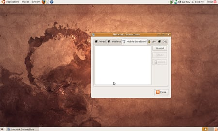 Ubuntu Network Manager (small)