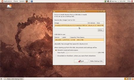 Ubuntu USB Utility (small)