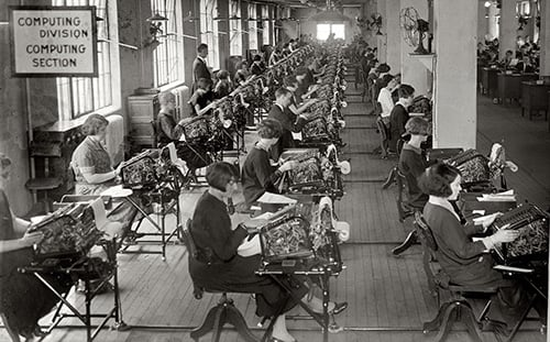 Computing Division (1920s)