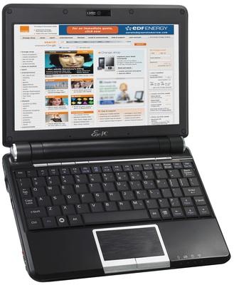 Orange Eee PC 901