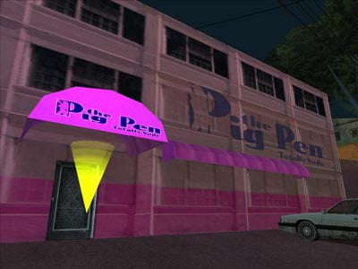 First Amendment rescues Grand Theft Auto's 'totally nude' strip club
