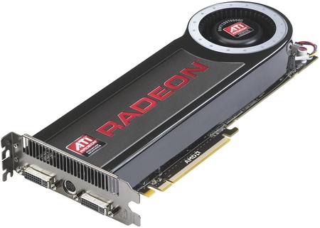 AMD ATI Radeon HD 4870 X2