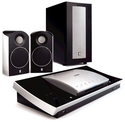 Yamaha DVX 1000 home cinema system