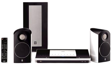 Yamaha DVX 1000 home cinema system