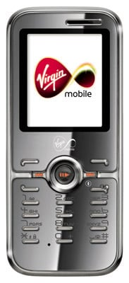 Virgin Lobster 621 candybar mobile phone