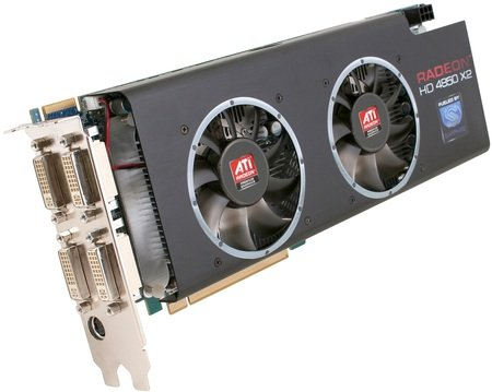 Sapphire HD 4850 X2