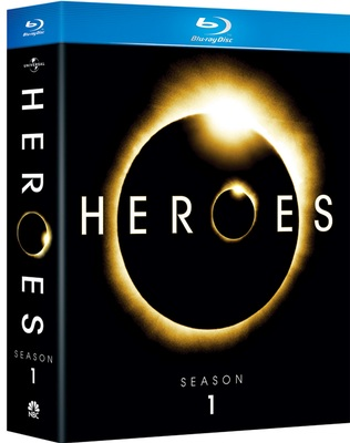 Blu-ray Heroes 1