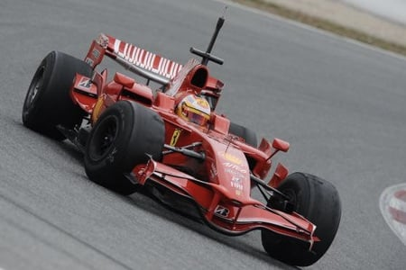 Ferrari F1