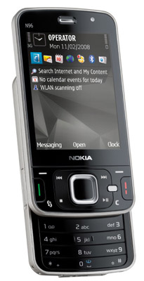 Nokia N96