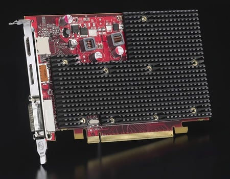 AMD Radeon HD 4550