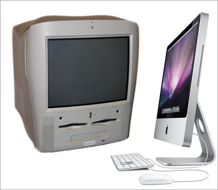 Tooth and iMac