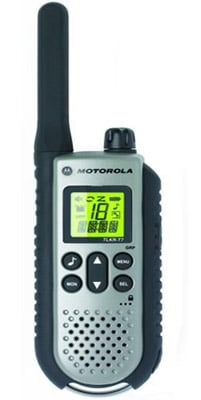 Motorola TLKR T7 two-way radio