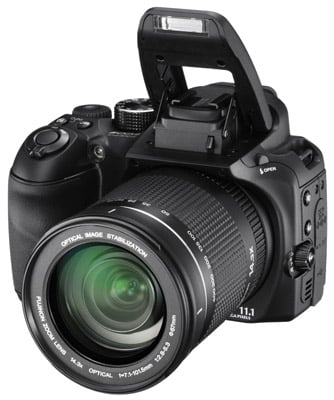 Fujifilm FinePix S100 FS digital camera
