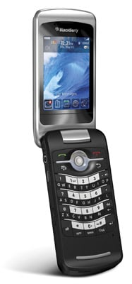 RIM Blackberry Pearl Flip 8220