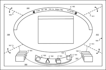 Apple 3D patent application-3