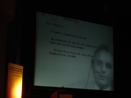 Engelbart NLS demo