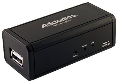 Addonics NASU2 NAS adaptor