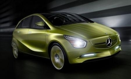 Mercedes Blue-Zero E-Cell Plus