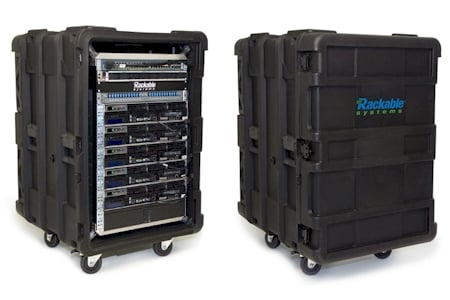 Rackable Systems MobiRack