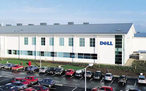 Dell Limerick plant