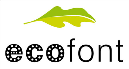 Spranq Ecofont