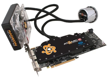 Sapphire HD4870 X2 Atomic