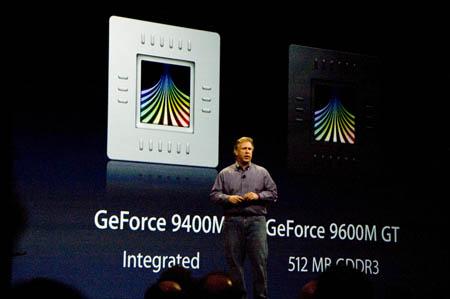 Macworld Expo 2009 - 17-inch MacBook Pro