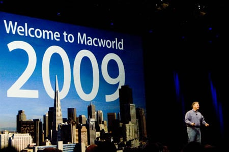 Phil Schiller at Macworld Expo 2009