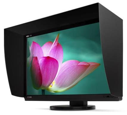 Macworld Expo 2009 - LaCie 730 LCD Monitor