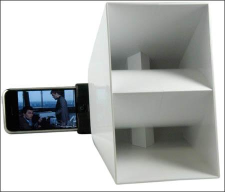 Macworld Expo 2009 - Gryphon Ampli-Phone