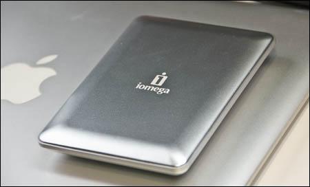Macworld Expo 2009 - Iomega Helium