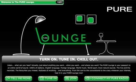 Pure Digital's The Lounge