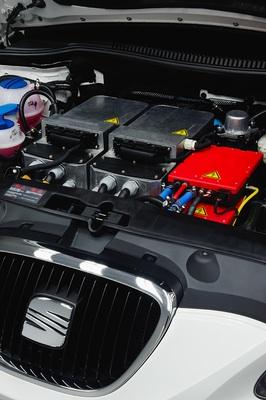 Twin Drive Ecomotive