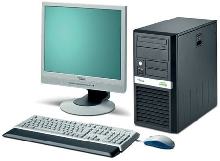 Fujitsu Siemens zero-Watt PC