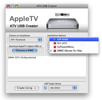 ATV USB Creator