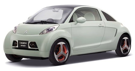 Mitsubishi i MiEV Sport